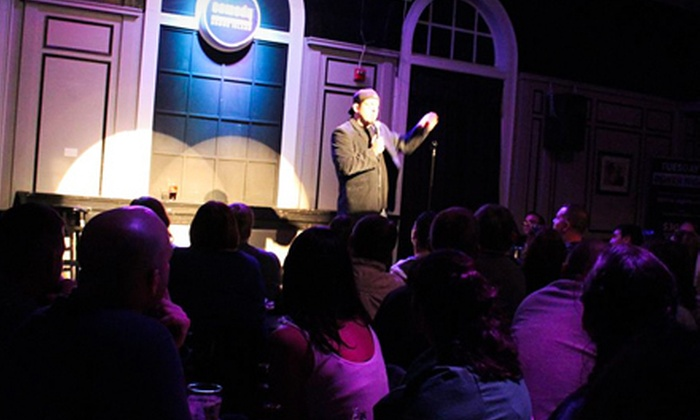Comedy Connection - Comedy Connection: $22 for a Comedy Night for Two with Drinks at Comedy Connection (Up to $44 Value)