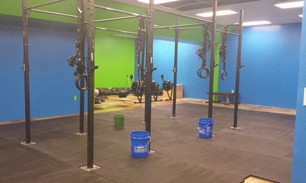 Four Weeks of Unlimited CrossFit Classes at CrossFit Star City (60% Off)