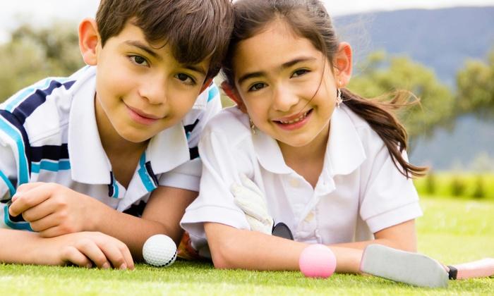 Trinity Golf - White Oak: Three Golf Lessons from Trinity Golf (69% Off)