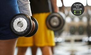 Esparta Centro de Musculação: Esparta Centro de Musculação – Alto da Rua Quinze: 1, 2 ou 6 meses de musculação em horário livre + matrícula