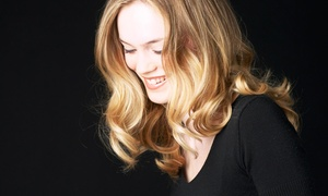 Gina at Cindy Nail and Hair Salon: Haircut, Highlights, and Style from Cindy Nail and Hair Salon (55% Off)