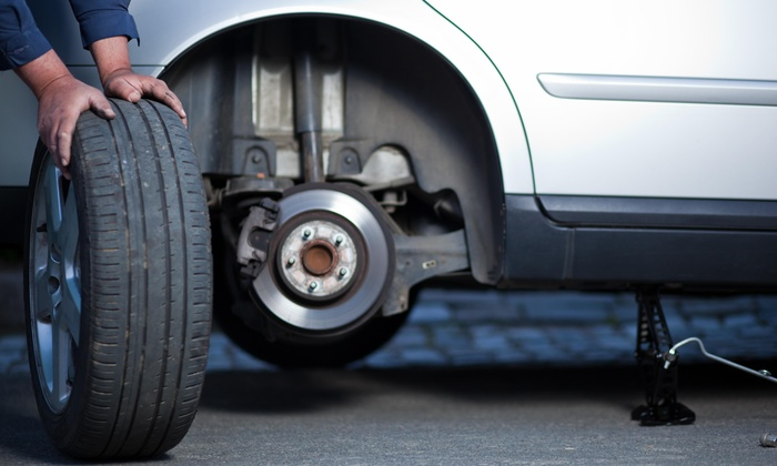 Paul's Garage - Bath Historic District: Oil Change Package with Tire Rotation and 30-Point Safety Inspection at Paul's Garage (50% Off)