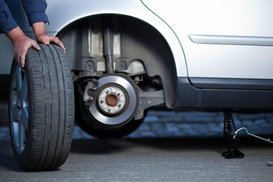 Paul's Garage: Oil Change Package with Tire Rotation and 30-Point Safety Inspection at Paul's Garage (50% Off)
