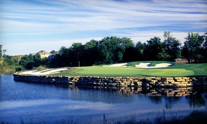 The Golf Club at Creekmoor - Raymore: Round of Golf for One with Cart and Range Balls at The Golf Club at Creekmoor (Up to 51% Off). Two Options Available.