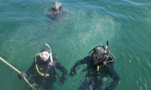 Mississauga Diving: CC$399 for a PADI Scuba-Diver Certification with Advanced Licensing at Mississauga Diving (CC$984 Value)