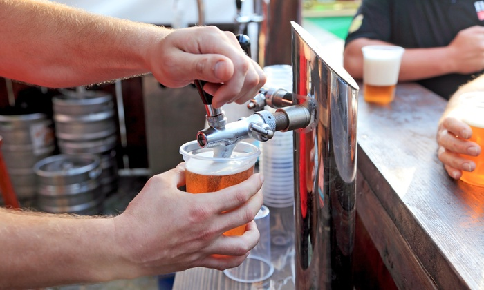 BIG BREW NY - Westchester County Center: $50 for One General Admission Ticket to Big Brew NY on Saturday, September 20