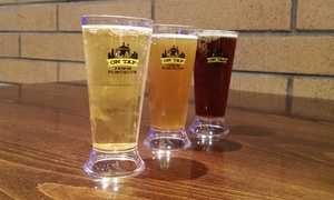 LA on Tap Beer Festival: $95 for an Early Access VIP Admission to the LA on Tap Beer Festival on May 7, 2016 ($160 Value)