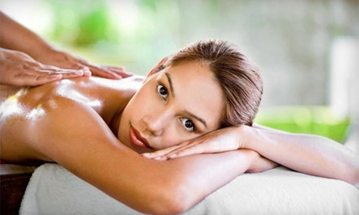 Richfield Holistic Wellness - Richfield: One or Three Reflexology or Massage Treatments at Richfield Holistic Wellness (Up to 67% Off)