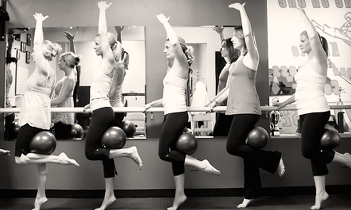Burn at the Barre - Clarence: $59 for One Month of Unlimited Classes at Burn at the Barre ($150 Value)
