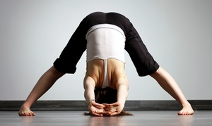 Oxygen Yoga & Fitness: CC$49 for Unlimited Month of Yoga Classes at Oxygen Hot Yoga & Fitness (CC$132 Value)