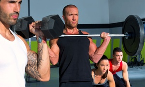 StrengthRx CrossFit: One or Three Months of Unlimited CrossFit Classes at StrengthRx CrossFit (Up to 70% Off)