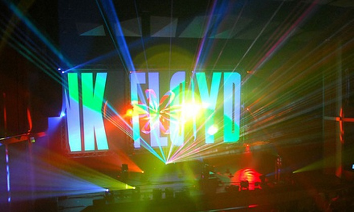 Pink Floyd LaserSpectacular - Fillmore Auditorium: $19 to See the Pink Floyd LaserSpectacular Show at Fillmore Auditorium on Thursday, November 7 (Up to $38.50 Value)