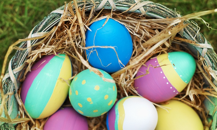 McMaze - Saint Andrews: C$10 for an Easter-Egg Hunt for One or Two at McMaze (C$20 Value)