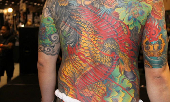Body Art Expo - Downtown: $10 for One Day at the Body Art Expo at Austin Convention Center on Friday, July 26 ($20 Value)