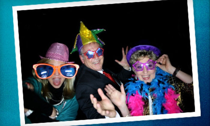 Picture the Booth - Jackson: $375 for a Three-Hour Photo-Booth Rental from Picture the Booth ($750 Value)
