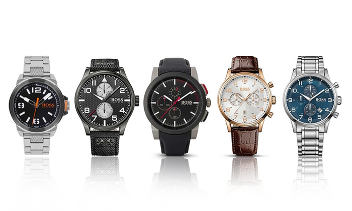 competitive price ceafd cb3b6 Orologi Hugo Boss | Groupon Goods