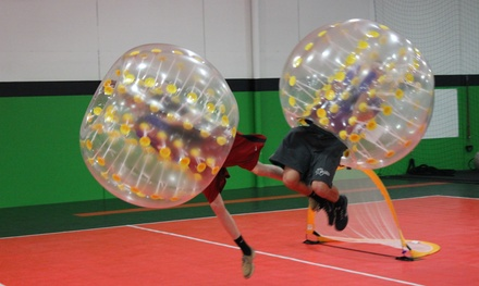 $119 for One Hour of Bubble Soccer for Up to 15 at Wichita Sports Center ($300 Value)