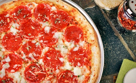 5, 10, or 20 Punches, Each Good for $5 off Take-and-Bake Pizza from Marina's Take 'N' Bake Pizza (Up to 52% Off)