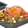 Roscho Carbon Steel Roaster and Floating Rack