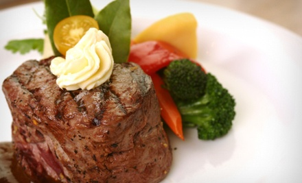 $50 Groupon for Upscale Organic Dinner Fare for 2 People - Wilfs Restaurant & Bar in Portland