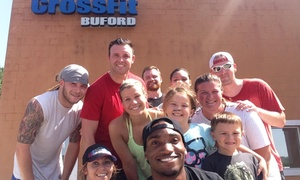 Crossfit Buford: One Month of Unlimited CrossFit Classes from CrossFit Buford (71% Off)
