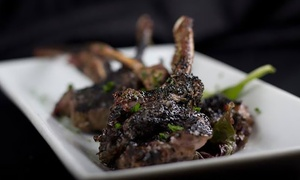 3 Point Restaurant: Steakhouse Fare at 3 Point Restaurant (Up to 42% Off). Two Options Available.