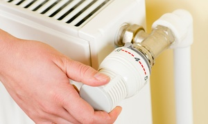 Gibson Plbg., Htg. & Air Cond., Inc.: Furnace and Air-Conditioner Tune-Up from Gibson Plbg., Htg. & Air Cond., Inc. (45% Off)