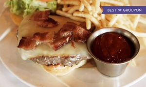 Vic's Dining: $29 for $50 Worth of Steaks and Seafood at Vic's Dining