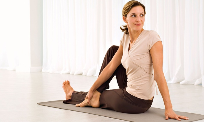 Blossom Yoga - Wrightstown: 10 or 20 Yoga Classes at Blossom Yoga in Newtown (Up to 79% Off)