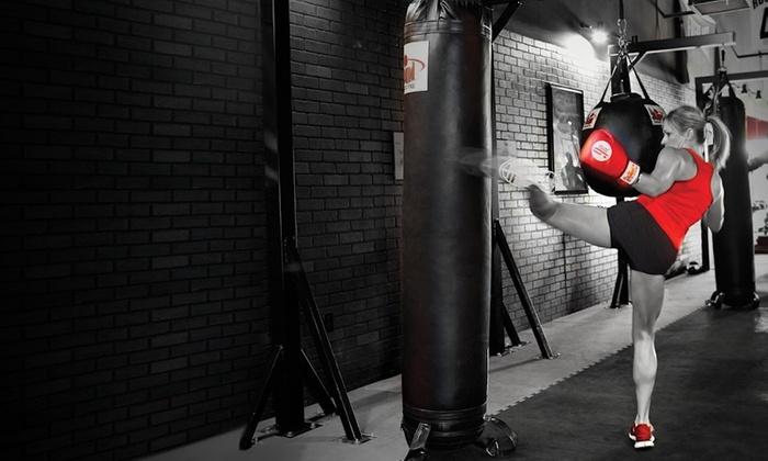 9Round 30 Min Kickbox Fitness (Jacksonville) - Sans Pareil: Up to 51% Off Kickboxing Memberships at 9Round 30 Min Kickbox Fitness (Jacksonville)