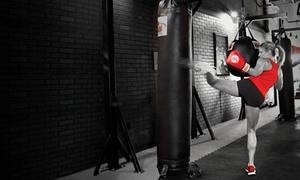 9Round 30 Min Kickbox Fitness (Jacksonville): Up to 51% Off Kickboxing Memberships at 9Round 30 Min Kickbox Fitness (Jacksonville)