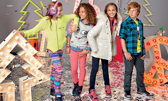 P.S. from Aéropostale - New York City: $35 for $50 eGift Card for Apparel and Accessories from P.S. from Aéropostale