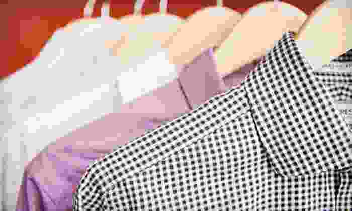 Laundry Basket - Fenway - Kenmore - Audubon Circle - Longwood: $15 for $30 Worth of Dry Cleaning, Wash-and-Fold Services, and Self-Service Laundry at Laundry Basket