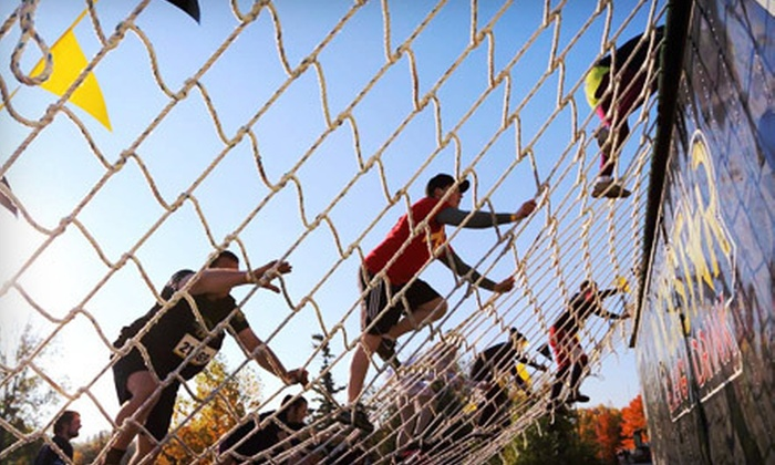 BADASS Dash - Cedar Creek Lake: $42 for Obstacle Course Entry on March 2 at Underground Motorsports Park from BADASS Dash ($85 Value)