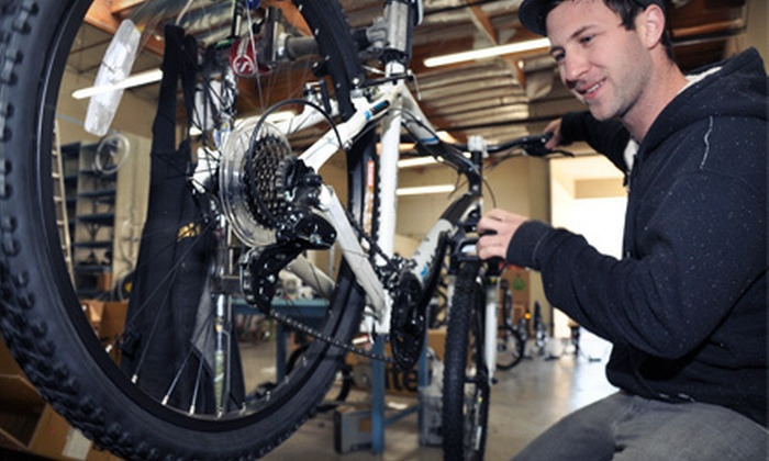 US Bike Company - Camarillo: Silver- or Gold-Level Bike Tune-Up at USBIKECO (Up to 52% Off)