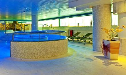 Circuito spa de aguas termales para 2 con opción a masaje individual desde 19,90 € en Olympia Hotel, Events & Spa