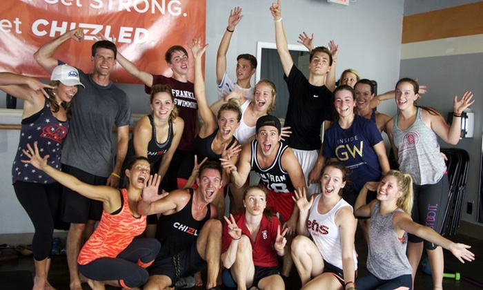 Chizzled Fitness - Brentwood: Four Weeks of Fitness and Conditioning Classes at Chizzled Fitness (67% Off)