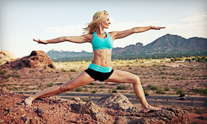 Sumits Yoga - Camelback East: $39.50 for 10 Classes at Sumits Yoga ($140 Value)