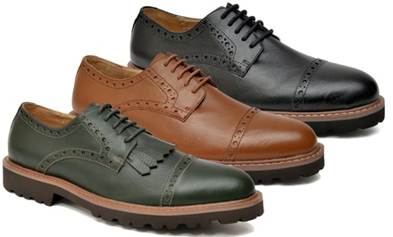 Joseph Abboud Edgarton or Edward Men's Oxford