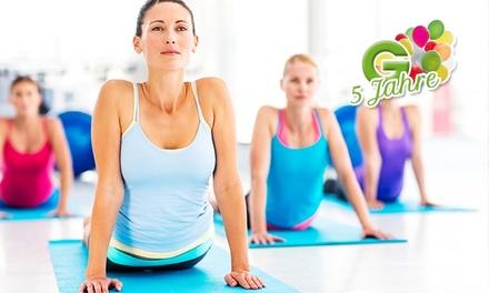 3x oder 6x 90 Minuten Yoga oder Wochenendseminar im Arkanum Yoga-Zentrum ab 14,90 € (bis zu 72% sparen*)