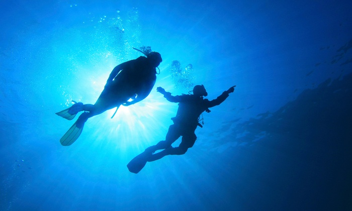 Desert Divers - Tucson: Introductory Scuba or Snorkeling Course, or Open-Water Course With or Without Materials at Desert Divers (Up to 68% Off)