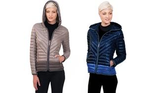 Kensie Womens Packable Jacket