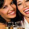 54% Off Makeover, Wine, and Chocolate