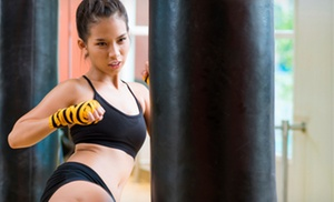 Bethpage American Black Belt Academy: 6 or 10 One-Hour Fitness Classes for Adults at Bethpage American Black Belt Academy (Up to 52% Off)