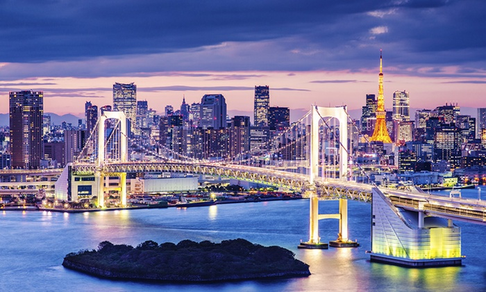 8-Day Singapore and Tokyo Vacation w/ Air from Indus Travels