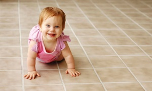 Sweet's Chem-Dry: $72 for Tile and Grout Cleaning for Up to 100 Square Feet from Sweet's Chem-Dry ($150 Value)