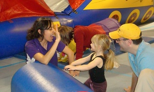 Rising Star Gymnastics: Four Weeks of Gymnastics Classes at Rising Star Gymnastics Club (50% Off)