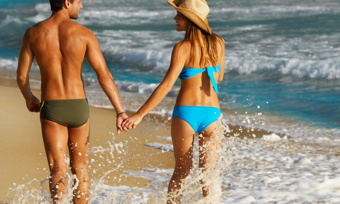 Body Rays Tanning - Washington: One or Two Custom Airbrush Tans, or One Month of Unlimited Bed Tanning at Body Rays Tanning (Up to 58% Off)