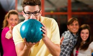 Le Palace Vert: Carte cadeau donnant droit à 6 parties de bowling à 19,90 € à la salle de jeux Le Palace Vert