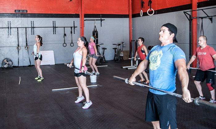 Twice Bitten Crossfit - Twice Bitten Crossfit: Four Weeks of Fitness and Conditioning Classes at Twice Bitten Crossfit (67% Off)